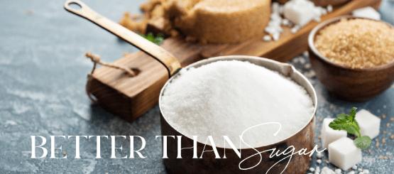 תחליפי סוכר