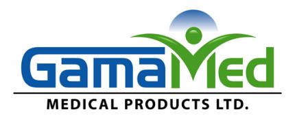גאמא-מד מוצרים רפואיים