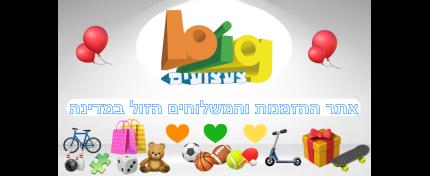 BIG צעצועים