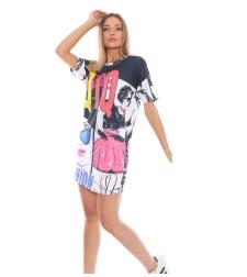 שמלה קומיקס פאשיין K2015 9432015