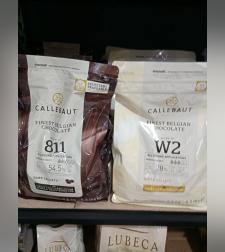 שוקולד CALLEBAUT  מריר 2.5 ק