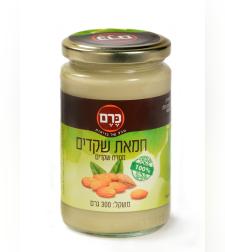 חמאת שקדים - כרם