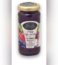 מעדן פירות יער ללא תוספת סוכר - בית יצחק