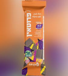 פרוטאין חטיף חלבון בטעם שוקולד