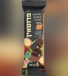 פרוטאין חטיף חלבון עם שוקולד ואגוזי לוז