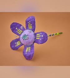 פיסול פרח