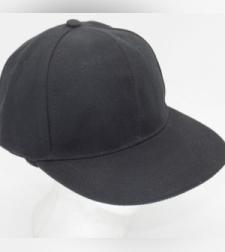 """כובע מצחייה """"ראפ"""" פוליאסטר דגם 1896"""