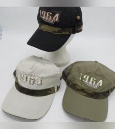 כובע מצחייה עם הדפס דגם 610