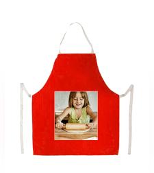 הדפסת תמונה על סינר שף לילד