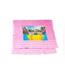 הדפסה על מגבת חוף