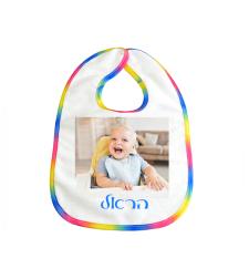 הדפסה על סינר תינוק