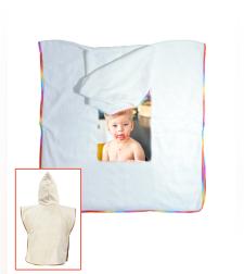 הדפסה על מגבת קפוצ'ון לילדים
