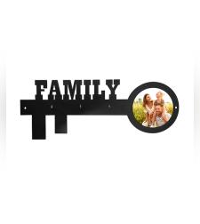 הדפסה על מפתח ברכה על 3 מתלים FAMILY