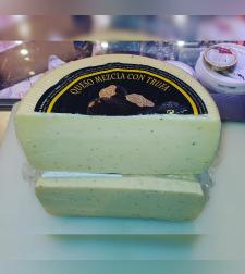 גבינה ספרדית עם כמהין