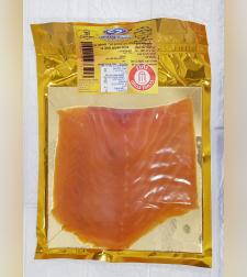 סלמון מעושן מדג טרי 200 גר