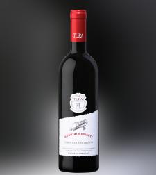יין קברנה סוביניון 2017 TURA