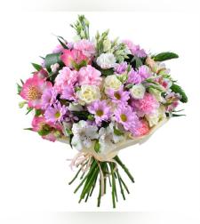 זר פרחים חושניות #1