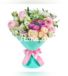זר פרחים נשיקה ראשונה #12