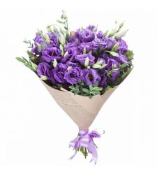 זר פרחים קסם של רעננות #113