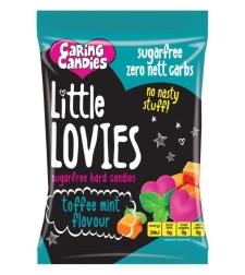 Little Lovies - Sugar Free Toffee Mint 100g or 1 kg