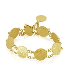 צמיד מטבעות BR1383