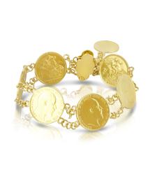 צמיד מטבעות BR1382