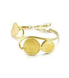 צמיד מטבעות BR1456