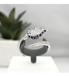 טבעת RI1485 ספיר