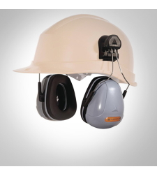 אוזניות מגן לחיבור על קסדת מגן דגם Magny-Helmet