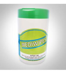 מטליות לחיטוי משטחים MEDIWIPES