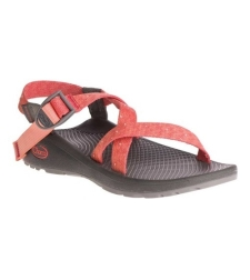 chaco  women's z/cloud צ'אקו נשים קלאווד - כתום אפרסק