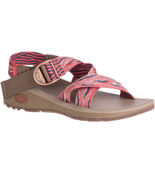 chaco  women's  mega z/cloud צ'אקו נשים  מגה קלאווד - אפרסק