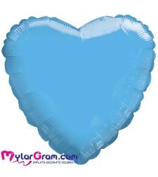 לב כחול