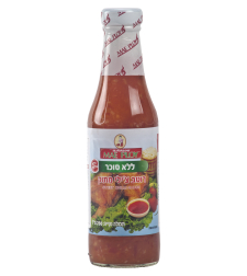 רוטב צ'ילי מתוק ללא סוכר ללא גלוטן 280 מ'ל