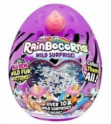 בובות חד קרן הפתעה עונה 3 קרניים צבעוניות - RainboCorns