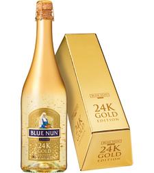 BLUE NUN 24K GOLD מבעבע בקופסה | כשר