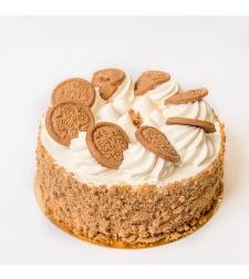 עוגת לוטוס | חלבי - בד