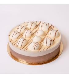 עוגת מוס קינדר   חלבי - בד