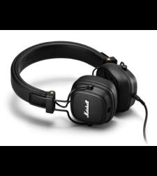 אוזניות מרשל Major 3 עם Google Asistant איכותיות מבית Marshall