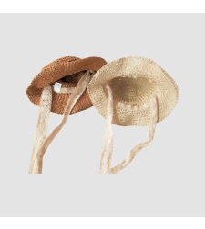 Straw hat BABY BUNNY
