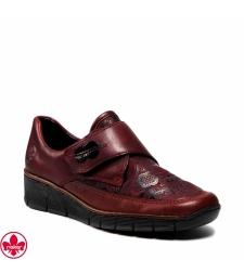 נעל הליכה אורטופדית שילוב לייקרה Rieker דגם 537C0-35