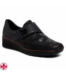 נעל הליכה אורטופדית שילוב לייקרה Rieker דגם 537CO-00