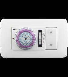 שעון הפעלה לתריס חשמלי