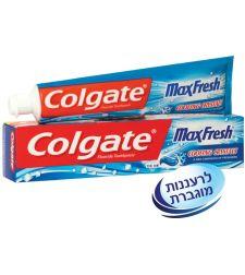 משחת שיניים קולגייט מקס פרש 125 מ