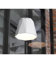 גוף תאורה תלוי גיאומטרי לבן דגם C