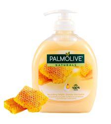 פלמוליב נטורלז סבון ידיים חלב ודבש 300 מ