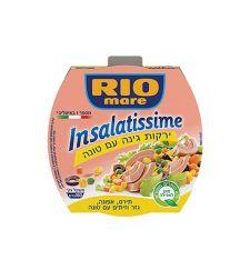 ריו מארה אינסלטיסימה ירקות גינה עם טונה