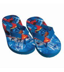 כפכף אצבע בנים סופרמן 0651602010 כחול