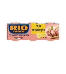 ריו מארה טונה בשמן זית עם לימון ופלפל