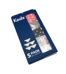 חמישית תחתון בנות KEDS חד קרן 02121610KD
